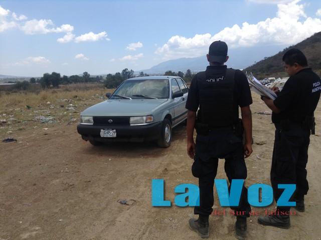 Hallan a un hombre ejecutado en el relleno sanitario de Gómez Farías