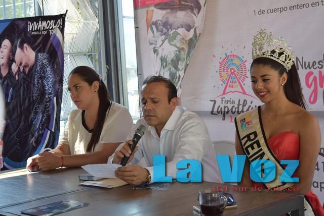 Prometen una Feria Zapotlán con eventos para todos los gustos